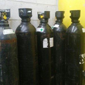 Botella Nitrógeno