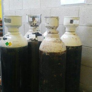 Botella Oxígeno S1