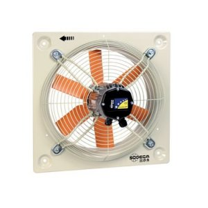 Ventilador helicoidal HEP-35-4T/H 220-240/380 415V 50Hz