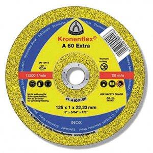 Disco de corte Klingspor 125×1