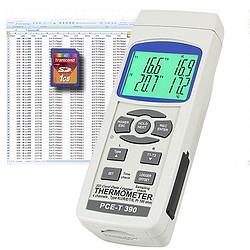 Termómetro de Contacto PCE-T390