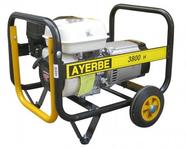 Generador 3800 H Ayerbe