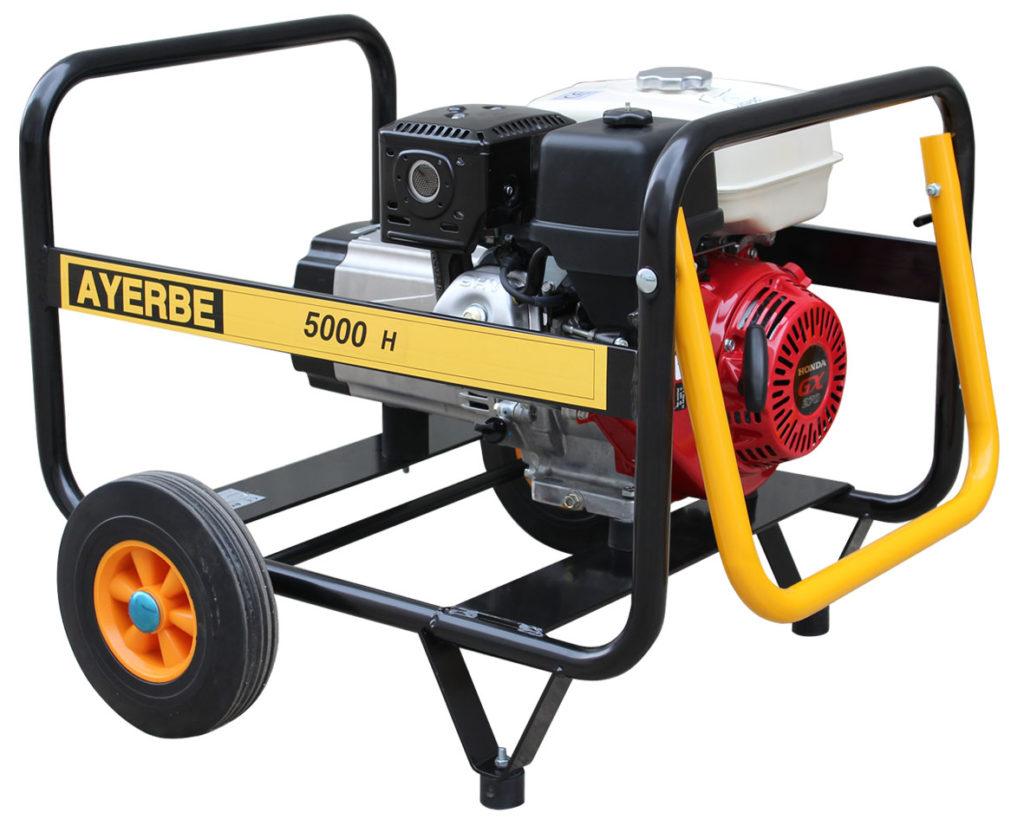 Generador 5000 H Ayerbe