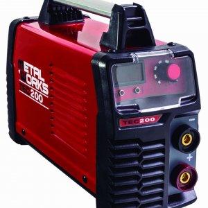 Soldadora Inverter premium de electrodos MMA TEC 200