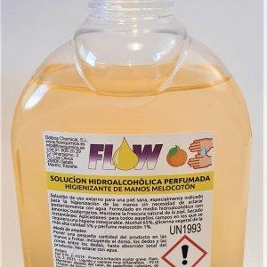 Bote solución hidroalcohólica higienizante 75%